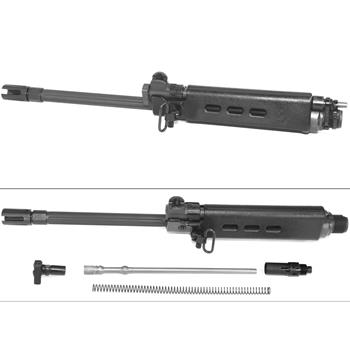 "FAL SA58 tactical 16"" fluted complete front end, 7.62 X 51 NATO caliber"