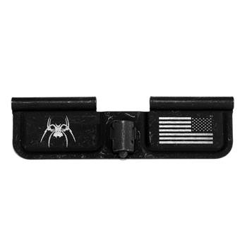 Spikes Tactical Ejection Port Door - Flag & Spider