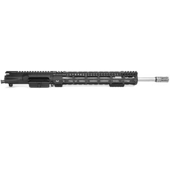 "DSA AR15 WarZ Lightweight Stainless Steel Mid Barrel w/ MI 12.5"" M-LOK Handguard Upper Assembly"
