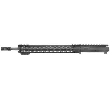 "DSA AR15 Match Series 18"" Fluted 5.56 Barrel w/ Odin Works 15.5"" M-LOK Handguard Upper Asembly"