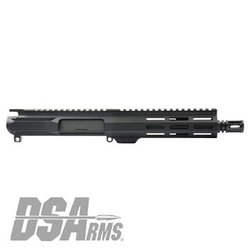 "DSA ZM4 AR15 PDW 5.56 NATO Upper Receiver Assembly - 7.5"" Barrel"