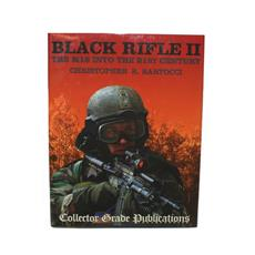 Book Black Rifle II - The M16 Into The 21st Century - 408 Pages - 626 Illustrations - By Christopher R. Bartocci