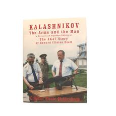 Book Kalashnikov: The Arms and the Man - 312 Pages - 356 Illustrations - By Edward Clinton Ezell