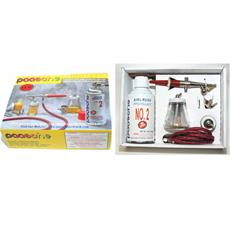 Duracoat paasche advanced airbrush traveller kit