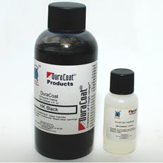 Duracoat HK Semi Gloss Black - 4 oz. Bottle With Hardener