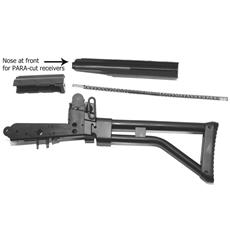 DSA FAL SA58 PARA Conversion Kit - Includes Stock, Lower Trigger Frame, PARA Carrier, NOSE PARA Top Cover, Springs and PARA Sight