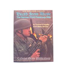 Book Death From Above The FG42 New Expanded  Addition. 216 pages