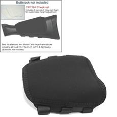 ITC Cheekrest - Customizable Padded Rest For Fixed Style Stocks
