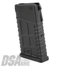 Moses Machine Works FAL Magazine - 10 Round - Black - Fits Metric & Inch Pattern