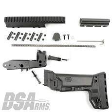 DSA FAL SA58 PARA Conversion Kit - Includes B.R.S. PARA Stock, Lower Trigger Frame, PARA Carrier, Standard PARA Scope Mount  Springs and PARA Sight