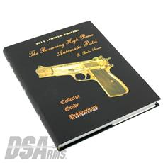 Book The Browning High Power Automatic Pistol - 328 Pages, 325 Illustrations - By R Blake Stevens