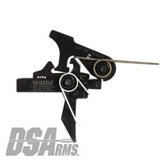 Geissele Automatics AR15 SSP - Single Stage Precision Trigger - Flat Bow