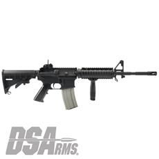 "DSArms AR15 14.7"" Service Series 5.56x45 NATO Block 1 Carbine - Knight's Armament Upgrades"