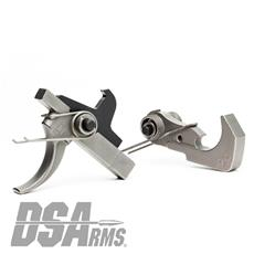 Bravo Company AR15 PNT Trigger Assembly - Polished Nickel Teflon