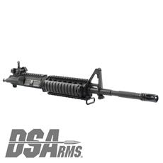 "DS Arms AR15 14.7"" 5.56x45mm Service Series Block 1 Upper Receiver Assembly"