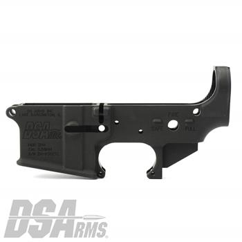 DSA AR15 ZM4 Stripped Lower Receiver
