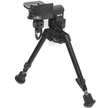 Versa-pod model 52 bipod, classic prone-length versa-pod with pan/tilt and cant friction lock