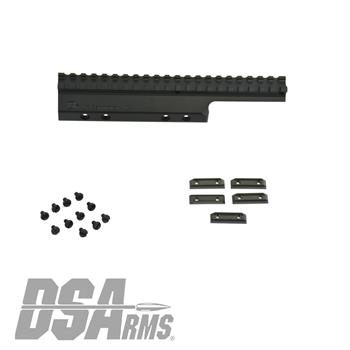 DSA FAL SA58 Extreme Duty Scope Mount - Standard Length Model - Includes Hardware
