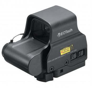 EOTech Model EXPS 2-0 Holographic Sight - QD Lever - CR123 Battery