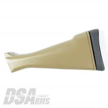 DSA FAL SA58 Humpback Style Metric Buttstock - Dura Coat Flat Dark Earth