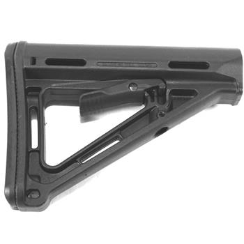 Magpul AR15 MOE CAR/M4 Stock. Mil-Spec. Black.