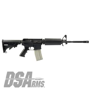 "DSA ZM4 16"" Chrome Lined A3 M4 Fat Top Carbine -  5.56x45mm NATO"