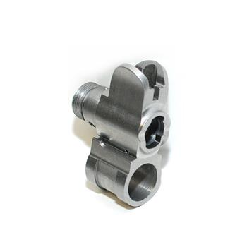DSA FAL SA58 Metric Gas Block For Standard Profile Barrels - Compatible With Traditional Long & Short Gas Tubes