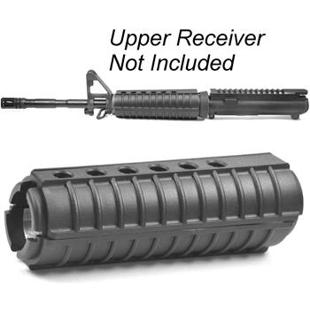 DSA AR15 C.A.R. Handguard Set - Tapered With Heat Shields