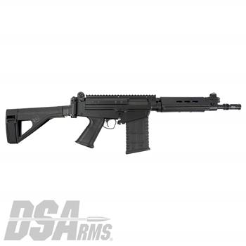 "DSA SA58 FAL OSW PISTOL - 11"" Barrel - Folding Arm Brace Included"