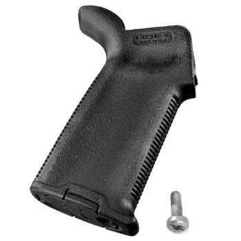 Magpul AR15 MOE + Rubberized Pistol Grip - Black