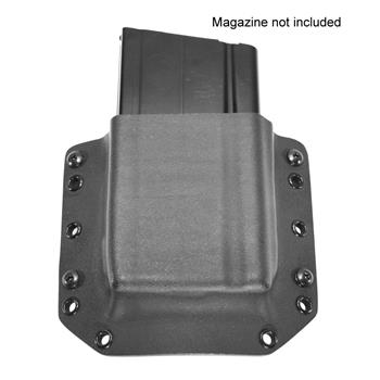 KYDEX Holster for FAL and SCAR Heavy Magazines.