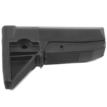 Bravo Company MFG AR15 Gunfighter Stock MOD 0. Mil-Spec. Black