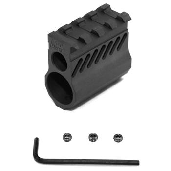 DSA AR15 Rail Height Picatinny Gas Block - .750""
