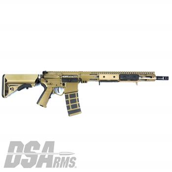 "DSArms AR15 ZM4 16"" War-Z M4 Rifle, 5.56 MM"