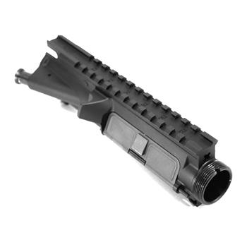 DSA AR15 Complete Enhanced Lightweight A3 M4 Upper Receiver. Ejection Port and Forward Assist Installed.