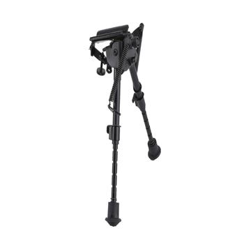 Harris BRM-S Model Bipod with Leg Notches and Swivel - 6-9""