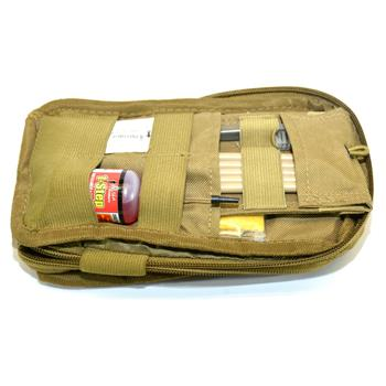 Pro-Shot .30 Caliber Cleaning Kit - Coyote Pouch