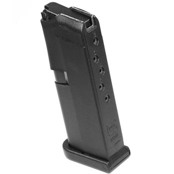 Glock Factory G 42 Magazine - 380 ACP 6 Rounds