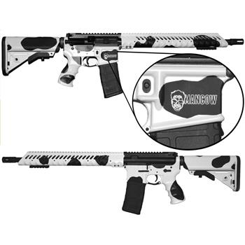 DSArms AR15 Custom Mancow Edition Rifle - Cow Camo