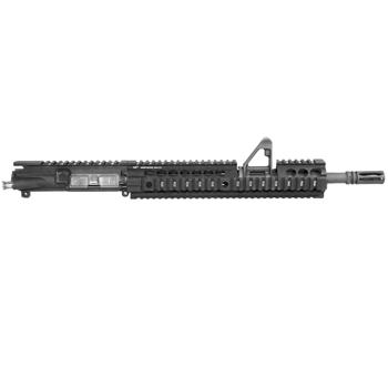 "DSA AR15 14.5"" Pinned Chrome Lined Barrel and Midwest Extended 12"" Handguard Upper Receiver Assembly"