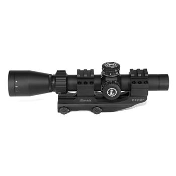 Leupold Mark AR MOD-1 1.5-4x20mm Scope & Burris P.E.P.R. QD Mount