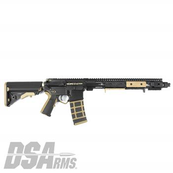 DSArms AR15 WAR-ZM4 Titanium Edition 5.56 Rifle