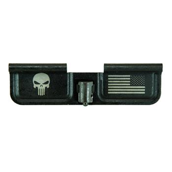 Spikes Tactical Ejection Port Door - Punisher