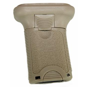 Bravo Company Gunfighter KeyMod Vertical Grip - Short - FDE