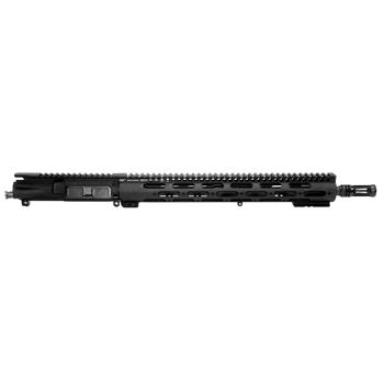"DSA AR15 16"" Chrome Lined Barrel w/ MI 15"" SS G3 Handguard Upper Assembly"