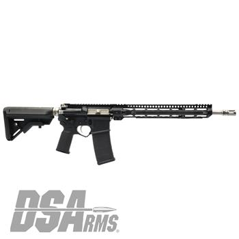 DSArms AR15 War-ZM4 Titanium V2 Edition 5.56 Rifle - S.S. Lightweight Mid-Length
