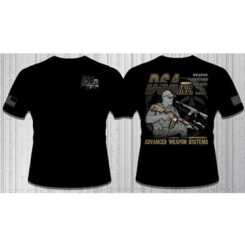 DS Arms WarZ ZM4 Rifle T Shirt - Extra Large