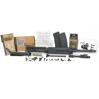 DS Arms Range Ready Rifle Kit - Less Receiver - Aimpoint PRO & 200 Rounds Of 5.56