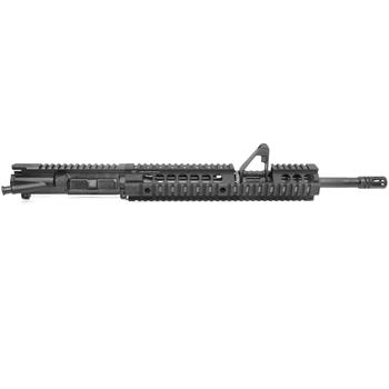 "DSA AR15 16"" Chrome Lined Barrel w/ Midwest Two Piece Extended 12"" Handguard Upper Receiver Assembly"