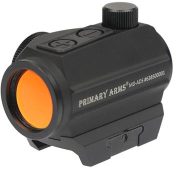 Primary Arms Advanced Micro Dot with Push Buttons - Up To 50K-Hour Battery Life